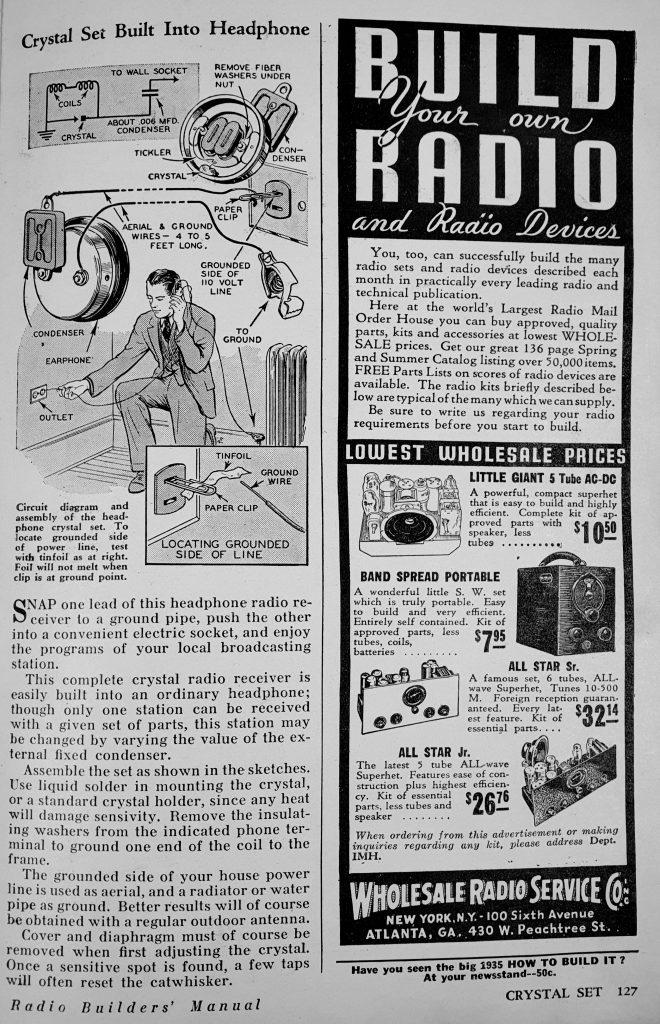 Tas įrenginys, tikriausiai, skirtas elektrikų pokalbiams klausytis.